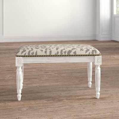 Warrick Upholstered Bench - Wayfair