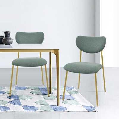 Dickert Upholstered Side Chair - Wayfair