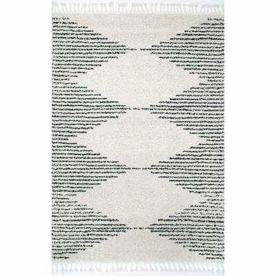 Marta Off-White Area Rug - Wayfair