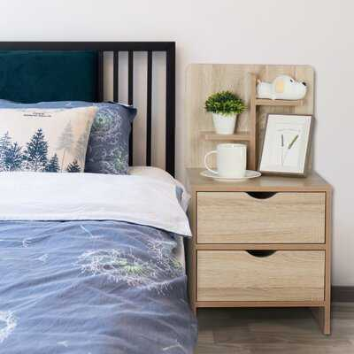 Cibecue 2 - Drawer Nightstand - Wayfair