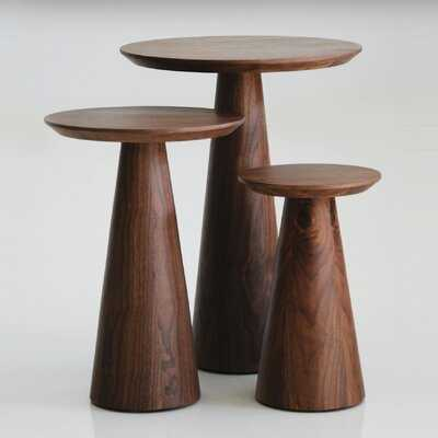Dulles 3 Piece Coffee Table Set - Wayfair