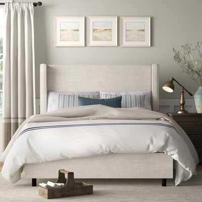Harwick Upholstered Panel Bed - Birch Lane
