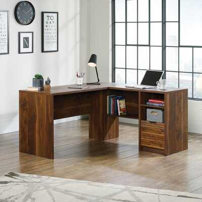Vess L-Shape Executive Desk - Wayfair
