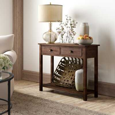 Steamboat Springs Console Table - Wayfair