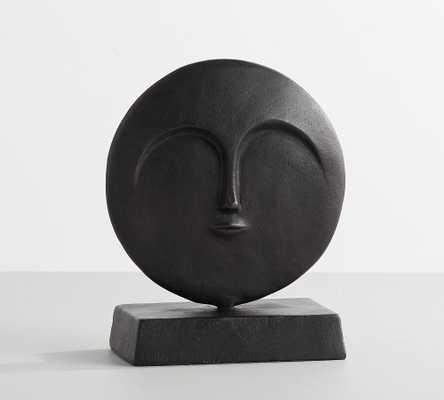 "Decorative Bronze Calm Object, 6""W x 7.25""H - Pottery Barn"