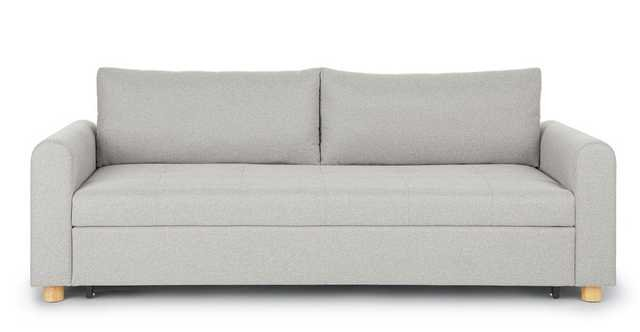 Nordby Pep Gray Sofa Bed - Article