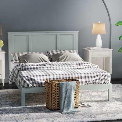Homewood Country Style Platform Bed - Wayfair