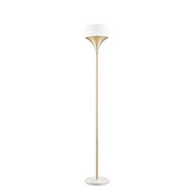 "Hillis 69"" Torchiere Floor Lamp - AllModern"