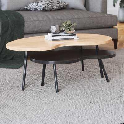 Plummer 2 Piece Coffee Table Set - Wayfair