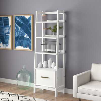 Dunkelberger Etagere Bookcase - Wayfair