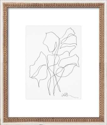 Ink Botanical 3 by Kellie Lawler for Artfully Walls - Artfully Walls