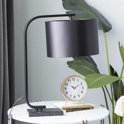 """Vanburen 27.5"""" Black Table Lamp - AllModern"""