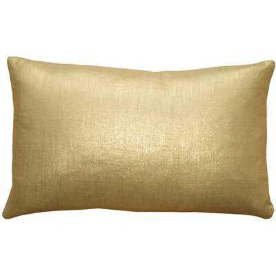 Clarisse Linen Lumbar Pillow - Wayfair