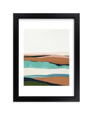 California Seascape Art Print - Minted