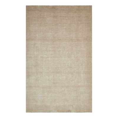 Solo Rugs The Solo Collection Hand Knotted Champagne Rug Rug Size: Rectangle 12' x 15' - Perigold