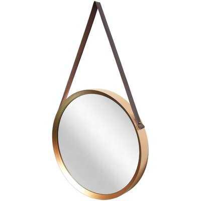 Oakgrove Accent Mirror - Wayfair