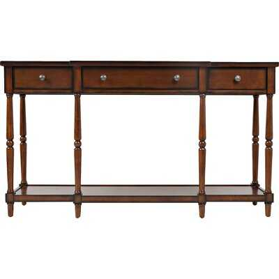 "Lanford 60"" Solid Wood Console Table - Wayfair"