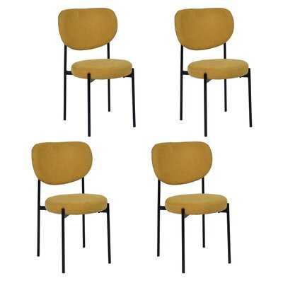 Bantice King Louis Back Side Chair - Wayfair