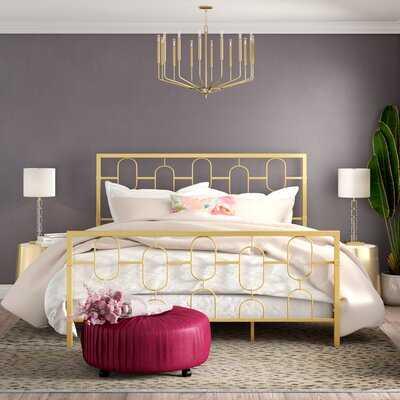 Wolak Standard Bed - Wayfair