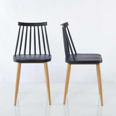 Magaw Stacking Side Chair - Wayfair