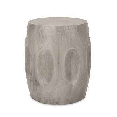 Pedestal End Table - Wayfair