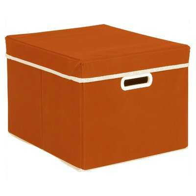 Stackits Stackable Fabric Storage Box - Wayfair