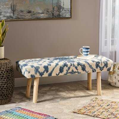 Aida Upholstered Bench - Wayfair