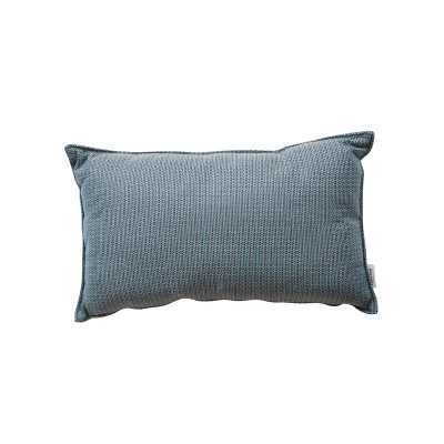 Cane Line Indoor / Outdoor Lumbar Pillow Color: Turquoise - Perigold