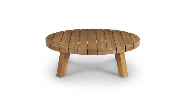 Koel Natural Coffee Table - Article