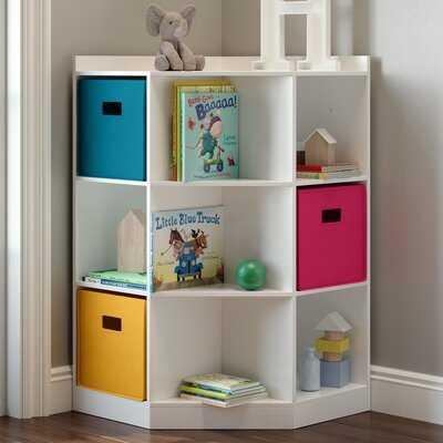 RiverRidge 6-Cubby, 3-Shelf Toy Organizer - Wayfair