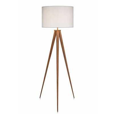 "Cardone 60.23"" Tripod Floor Lamp - AllModern"