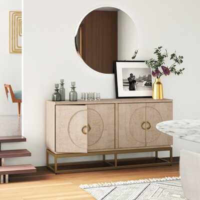 Brandan Wood Sideboard - AllModern