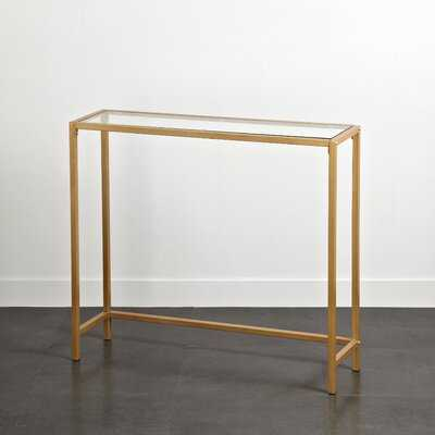 "36"" Console Table - Wayfair"