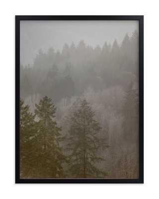 Pine Forest Art Print - Minted