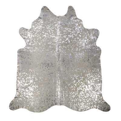 Payan White/Silver Area Rug - Wayfair