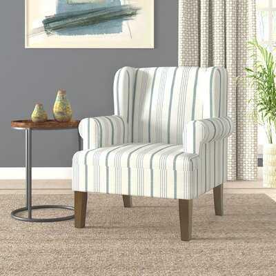 London Wingback Chair - Birch Lane