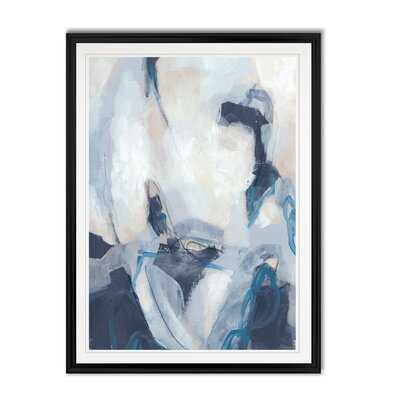 'Blue Process II' - Painting Print on Canvas - Wayfair