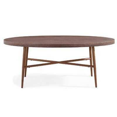 Umstead Oval Coffee Table - AllModern