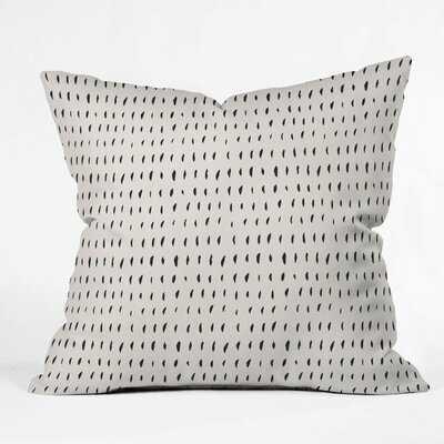 Polka Dots Throw Pillow - Wayfair