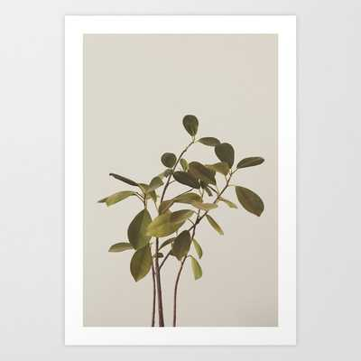 Ficus Art Print by Florent Bodart / Speakerine - LARGE - Society6