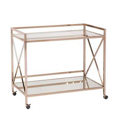 Emsley Bar Cart - AllModern