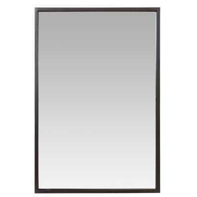 Modern and Contemporary Rectangle Wall Mirror - Wayfair