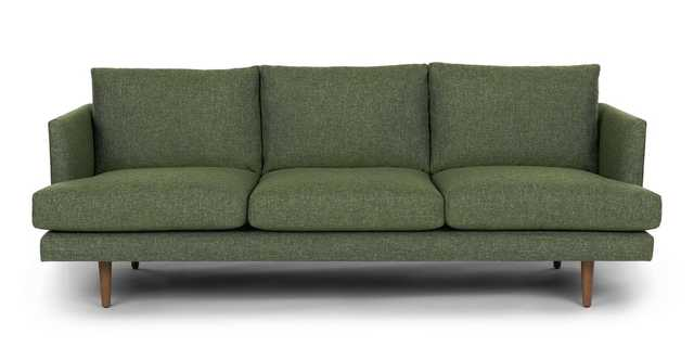 Burrard Forest Green Sofa - Article