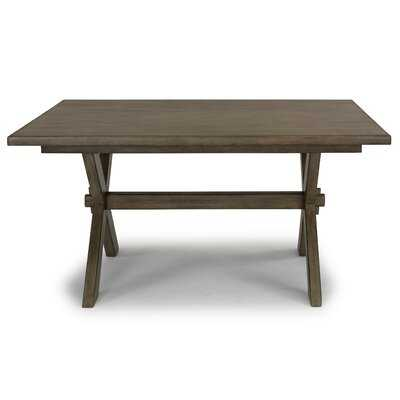 Darin Lodge Dining Table - Wayfair
