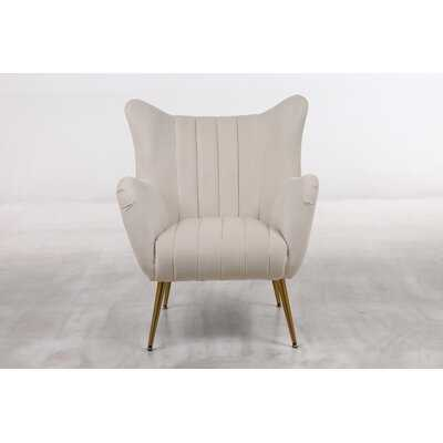 Barry Wingback Chair - Wayfair