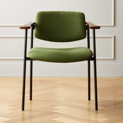 Warren Green Chair - CB2
