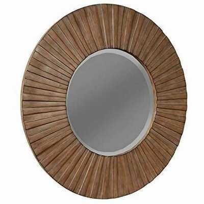 Alek Traditional Accent Mirror - Wayfair