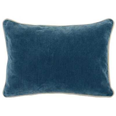 Tsakig Rectangular Cotton Pillow Cover and Insert - Wayfair