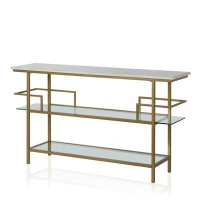 Barlow Console Table - AllModern