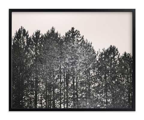 Pines Art Print - Minted